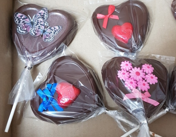 Hand Dipped Chocolate Goodies
